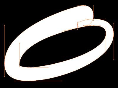 Oh Vector astute pathscribe illustrator letter vector brushscript calligraphy typography handlettering lettering