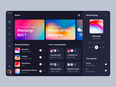 SingItOut, a Music Player Desktop App 🎶 concept sing songs karaoke lyrics music player music application mac native macos app app desktop app user experience user interface ux ui