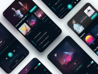Spotify App Concept Interface Reloaded