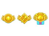 Rank Icons