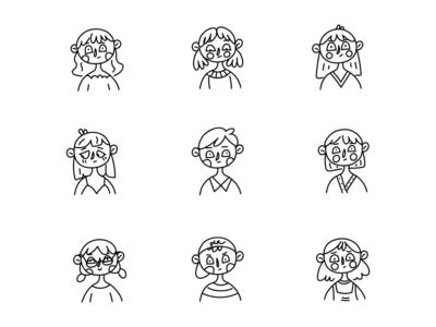 doodle design illustration draw