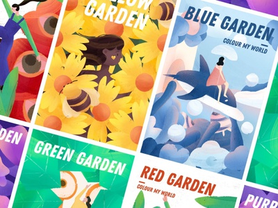 color illustration poster illustrations illustration draw design