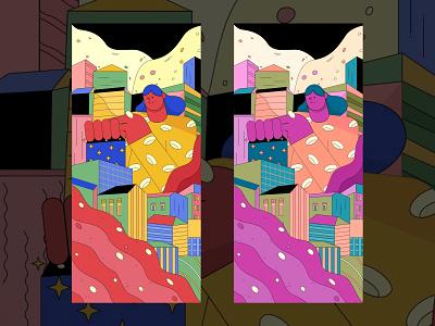 illustration illustration art branding flat illustration design draw