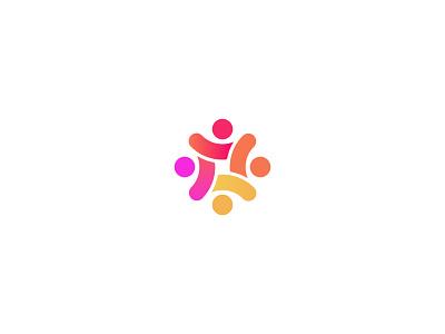 logo heart logo circle logo design logo design protect logo teambition logo line logo logo people logo