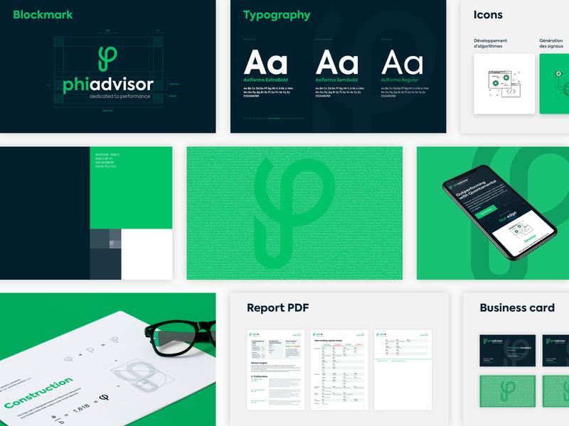 Phiadvisor Branding