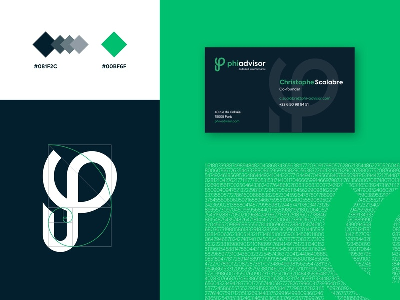 Phiadvisor - Brand Identity