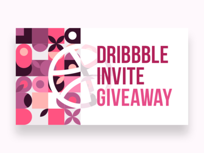 +1 Dribbble Invite Giveaway