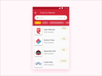 Nearby Restaurant Aearch- Daily UI 2