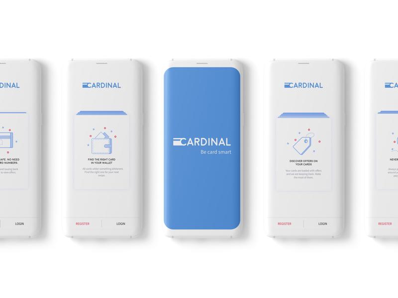 Cardinal expenditure shopping cardinal savings money offers wallet walkthrough splash
