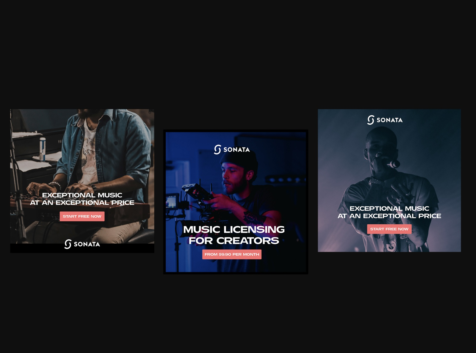 Digital Advertisements | Sonata Facebook Ads Campaign