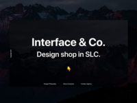 Interface & Co. Website