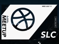 SLC Dribbble Meetup