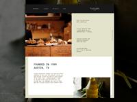 Vaughn & Son Restaurant Website