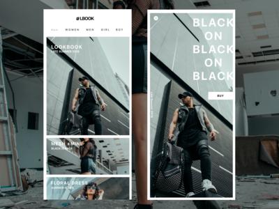 LBOOK Lookbook App