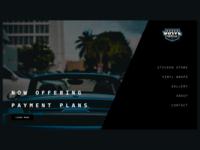 Vinyl Wurx Custom Vinyl Website