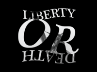 Liberty or Death Graphic