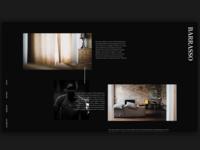 Barrasso Furniture Website