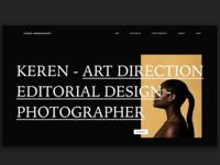 Keren Hemerschmidt Website