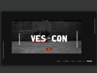 Vescon Fashion Blog Homepage