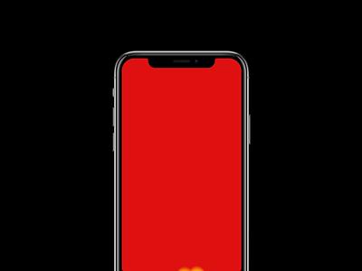 Bro 🤘 or No 🖕? branding illustration animation ios app ux design ui