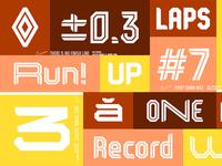 Kickoff Typeface 001