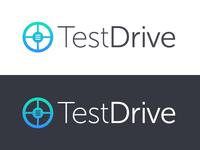 Flat Automotive / Car IOS App Logo