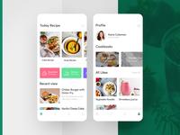 Recipe App Exploration