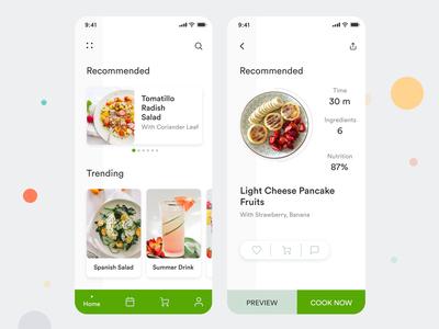 Diet Recipe App