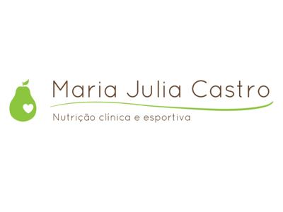 Brand design for a nutritionist.