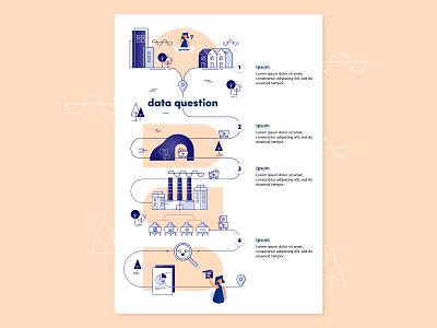 Data graphicdesign graphic design vector infographic illustration