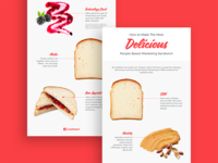 Infographic: How to Make the Most Delicious PBM Sandwich