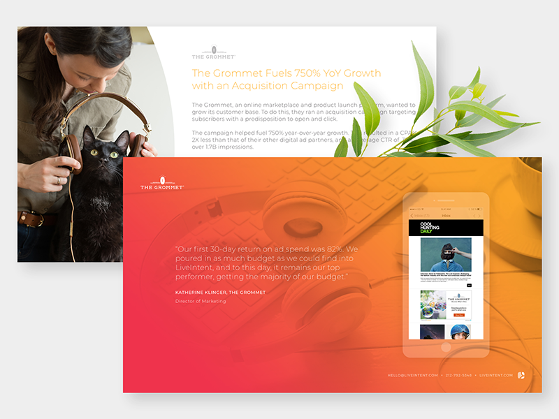 Case Studies marketing mobile photography data email web design graphic design case study