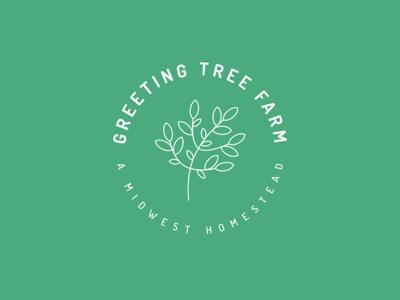 Greeting Tree Farm Logo
