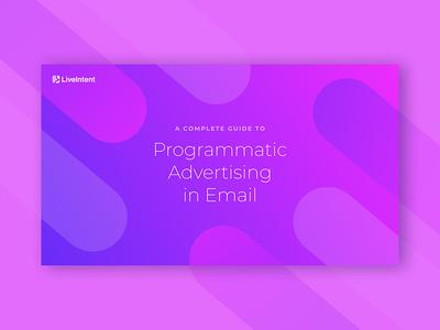 Programmatic eBook