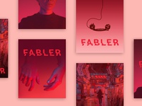Fabler Poster Concepts