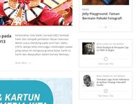 Indonesia Kreatif Sidebar