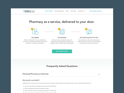 How It Works pharmacy howitworks