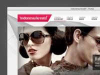 Indonesia Kreatif Portal