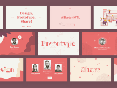 Sketch MTL event #03 slides