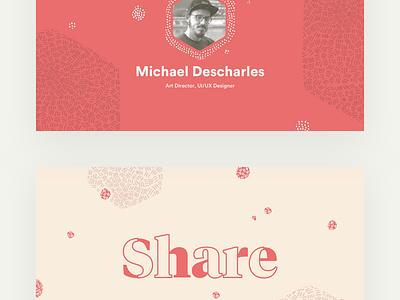 Sketch MTL event #03 slides community sketch design speakers meetup conference talk event branding animation slides