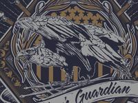 Guardians Eagle T-shirt
