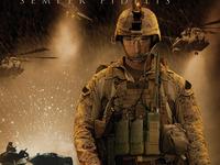 U.S. Marine retail poster