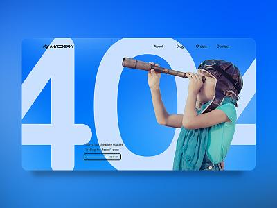 Ui008 - 404 Page error 404 404page 008 dailyui