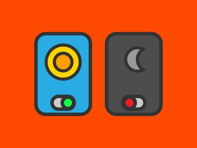Ui015 - On/Off Switch ui015 switch off on onoff 015 dailyui