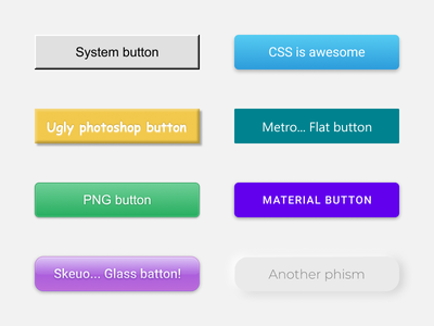 We had buttons joke ui design buttons history