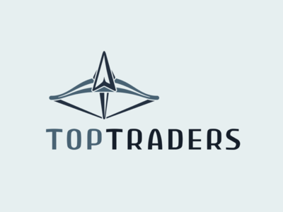 TopTraders lettering ballista traders trading logotype logo