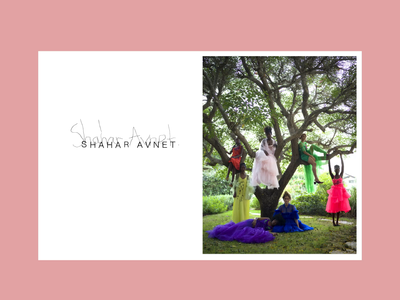 Shahar Avnet fashion website