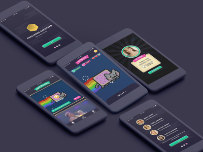 Game UI Design dribbble sketchapp sketch photoshop iphone ios material mobile game ui ux psd