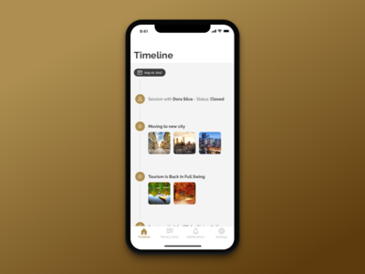 iPhone X - App Concept dribbble sketchapp sketch ios mobile iphone x ui ux interface mockup concept
