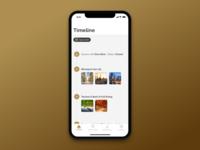 iPhone X - App Concept